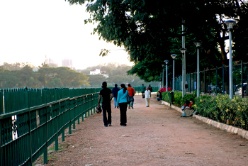 Sortir, marcher, s'aérer permet d'être en meilleure santé
